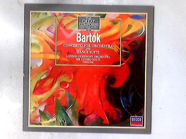 Concerto For Orchestra / Dance Suite LP By Béla Bartók