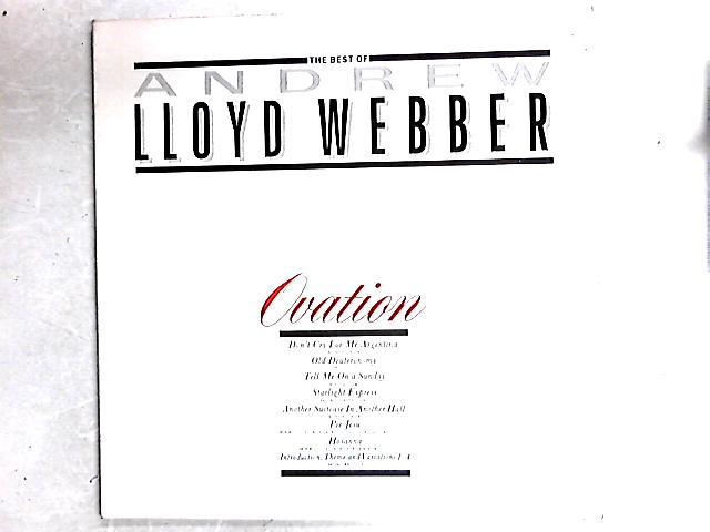 Ovation - The Best Of Andrew Lloyd Webber Comp By Andrew Lloyd Webber