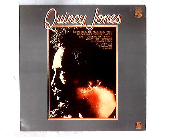 Quincy Jones LP By Quincy Jones