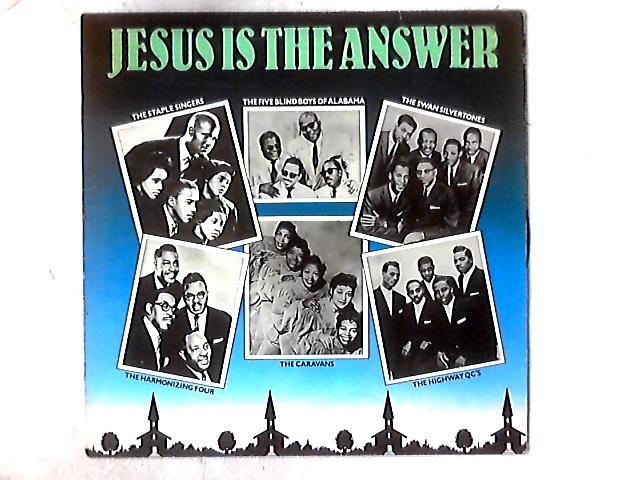 Jesus Is The Answer LP COMP by Various