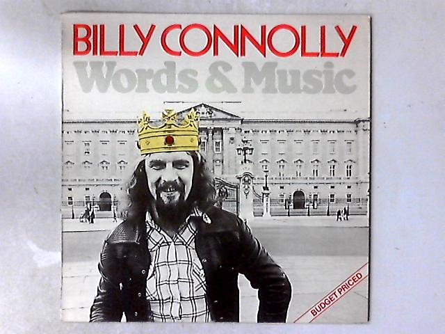 Words & Music LP By Billy Connolly
