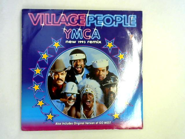 Y.M.C.A. (New 1993 Remix) 12in By Village People