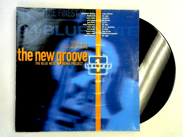 The New Groove (The Blue Note Remix Project Volume 1) 2LP 1st By Various