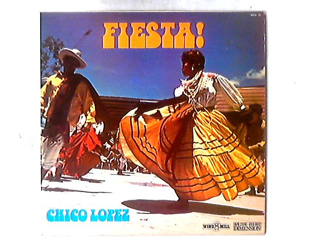 Fiesta! LP By Chico Lopez