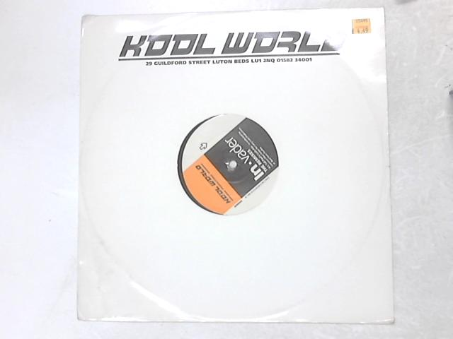 In-Vader (The Remixes) 12in By Kool World Productions