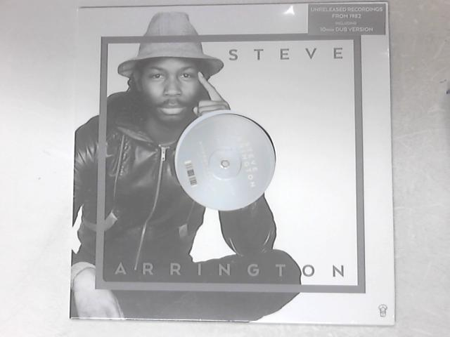 Without Your Love 12in By Steve Arrington