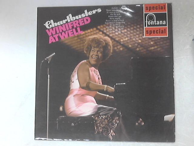 Chartbusters LP By Winifred Atwell