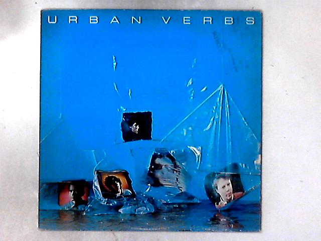 Urban Verbs LP By Urban Verbs