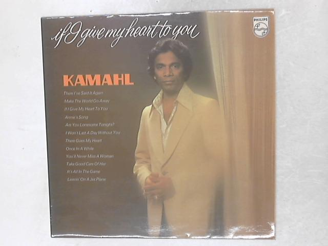 If I Give My Heart To You LP By Kamahl