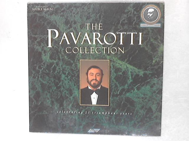 The Pavarotti Collection Gatefold LP By Luciano Pavarotti