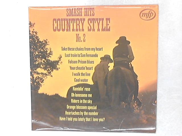 Smash Hits Country Style No.2 LP By Unknown Artist