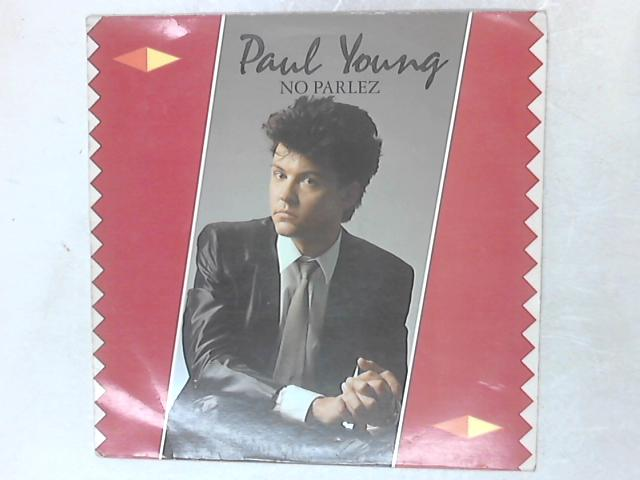 No Parlez LP By Paul Young