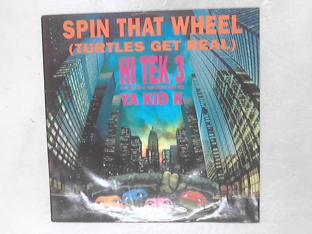 Spin That Wheel (Turtles Get Real) 12in By Hi Tek 3