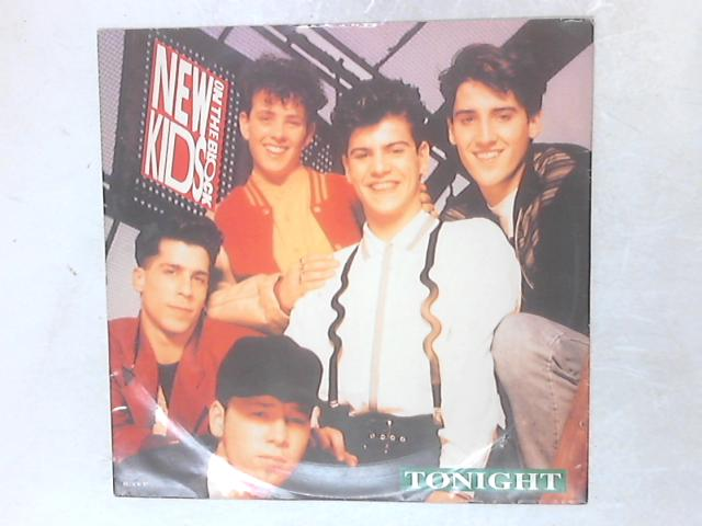 """Tonight 12"""" By New Kids On The Block"""
