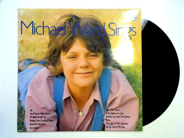 Michael Ward Sings LP 1st By Michael Ward