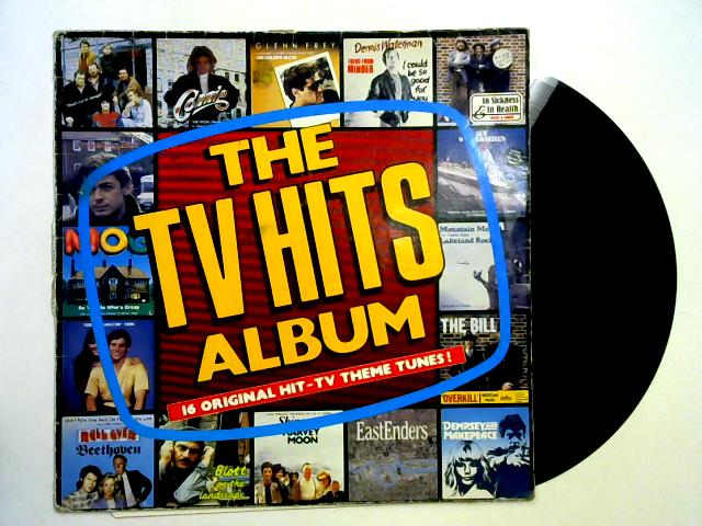 The TV Hits Album LP By Various