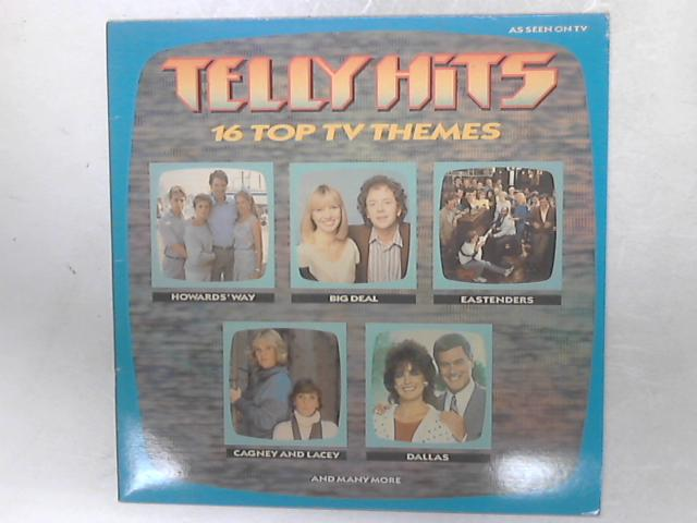 Telly Hits LP By Various
