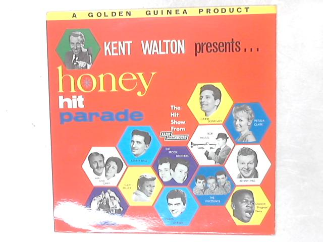 Honey Hit Parade LP Compilation By Various