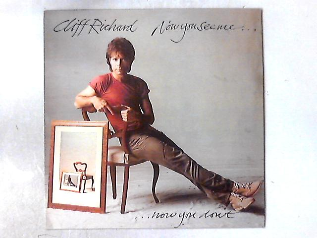 Now You See Me... ...Now You Don't LP By Cliff Richard