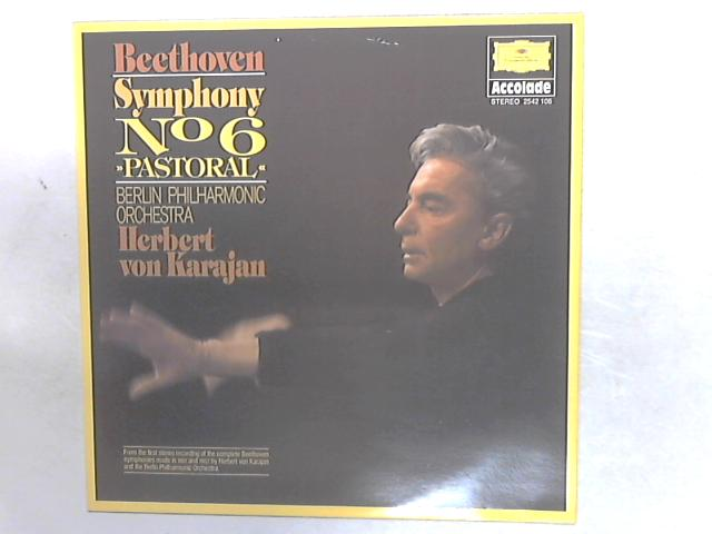 "Symphony No.6 In F Major, Op. 68, ""Pastoral"" LP By Ludwig van Beethoven"