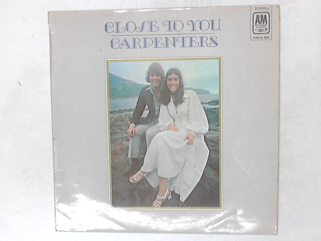 Close To You LP By Carpenters