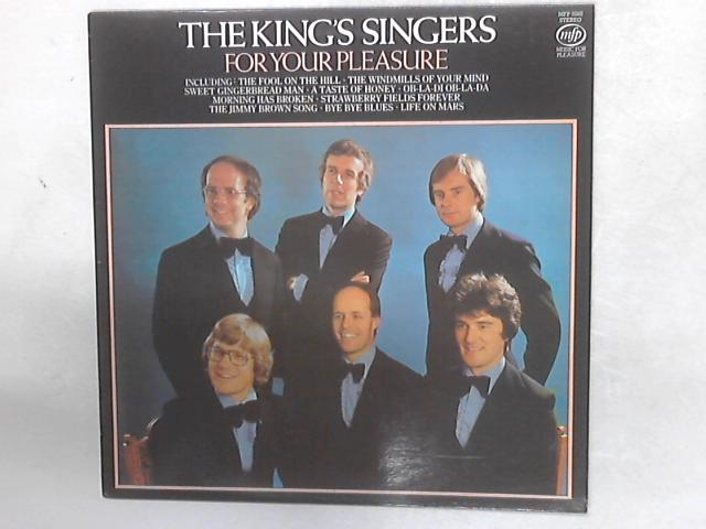 For Your Pleasure LP By The King's Singers