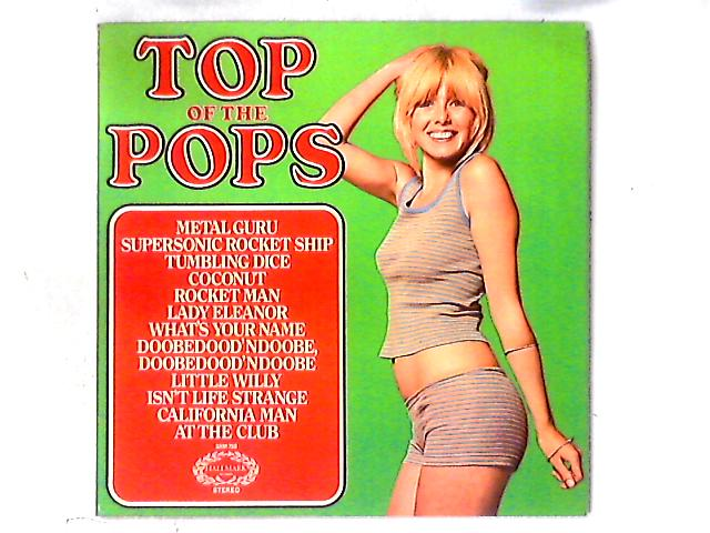 Top Of The Pops Vol. 24 LP By The Top Of The Poppers