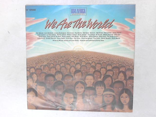 We Are The World 12in Single By USA For Africa