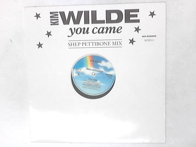 You Came (Shep Pettibone Mix) 12in Single By Kim Wilde