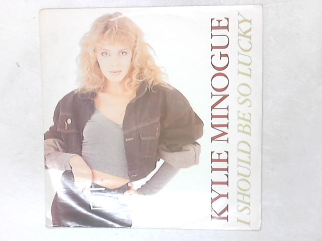 I Should Be So Lucky 12in Single By Kylie Minogue