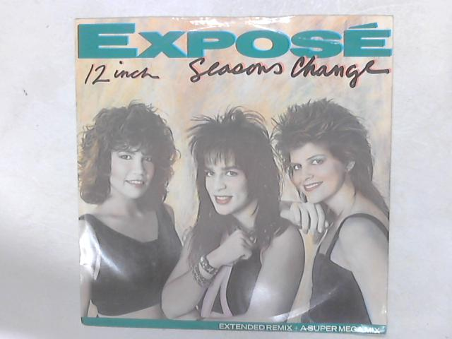 Seasons Change 12in Single By Exposé
