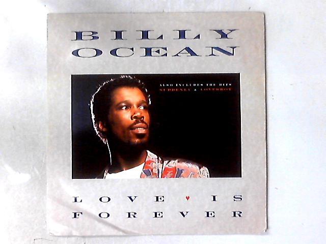 Love Is Forever 12in By Billy Ocean