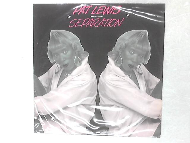 Separation 12in Single By Pat Lewis