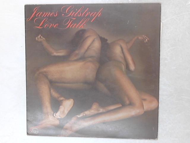 Love Talk 12in Single By Jim Gilstrap