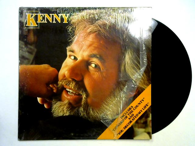 Kenny LP 1st By Kenny Rogers