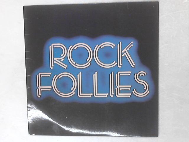 Rock Follies LP By Rock Follies