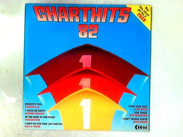 Charthits 82 Vol. 1 LP COMP By Various