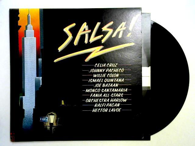 Salsa! LP By Various