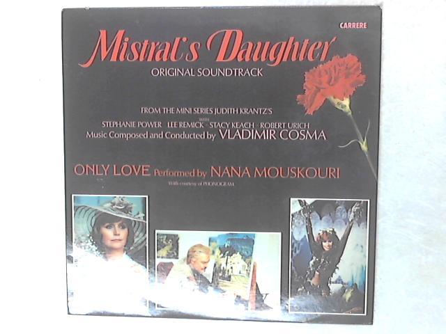 Mistral's Daughter - Original Soundtrack LP By Vladimir Cosma