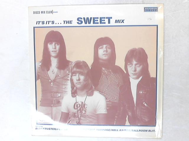 It's It's... The Sweet Mix 12in Single By The Sweet