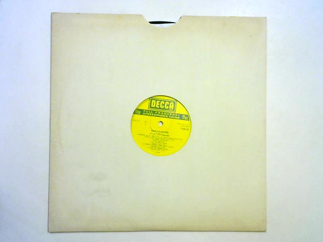 Steppin' Out LP [no slv] By Eric Clapton & Various
