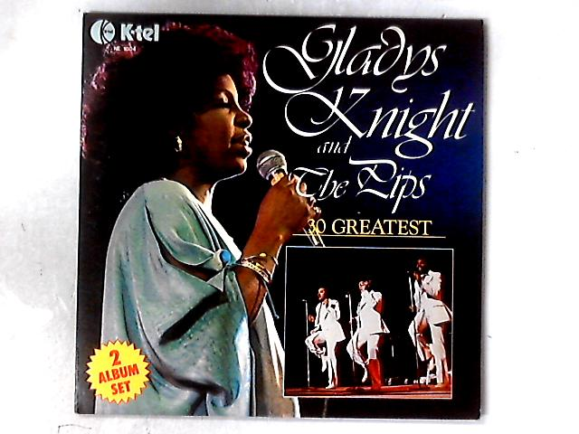 30 Greatest 2xLP COMP By Gladys Knight And The Pips