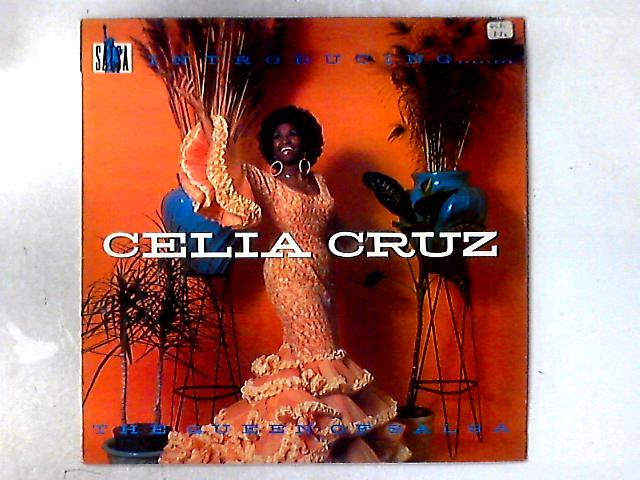 Introducing ...... LP by Celia Cruz