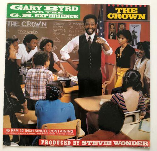 The Crown 12in Single By Gary Byrd & The G.B. Experience