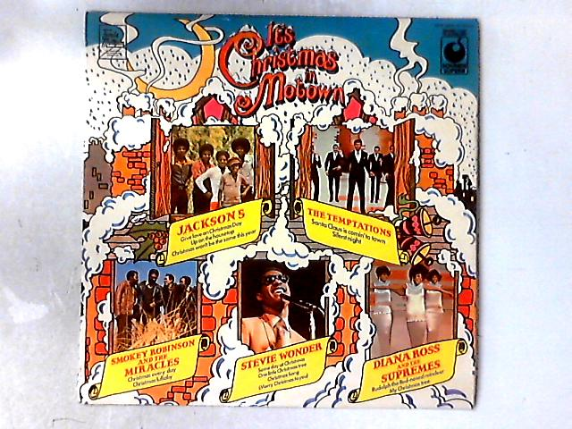 It's Christmas In Motown LP By Various