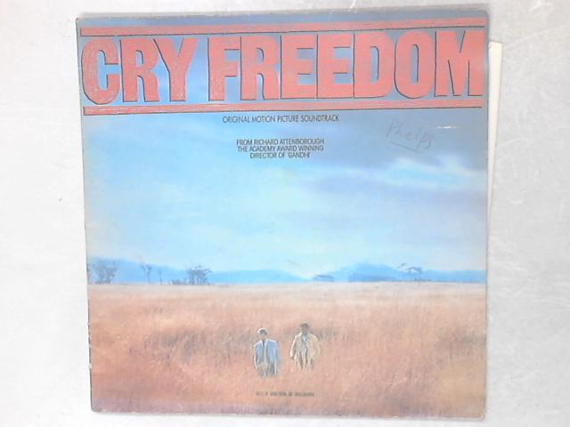 Cry Freedom (OST) Gatefold LP By George Fenton