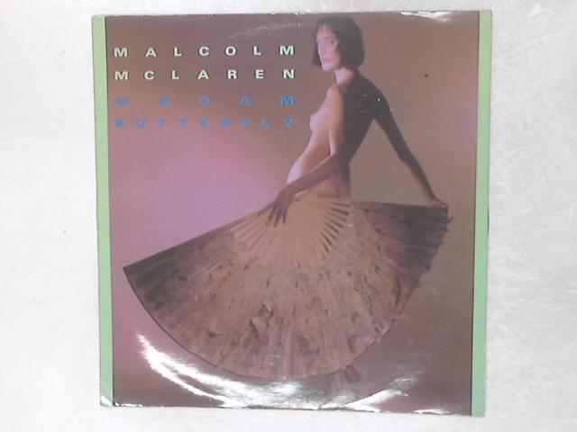Madam Butterfly 12in Single By Malcolm McLaren