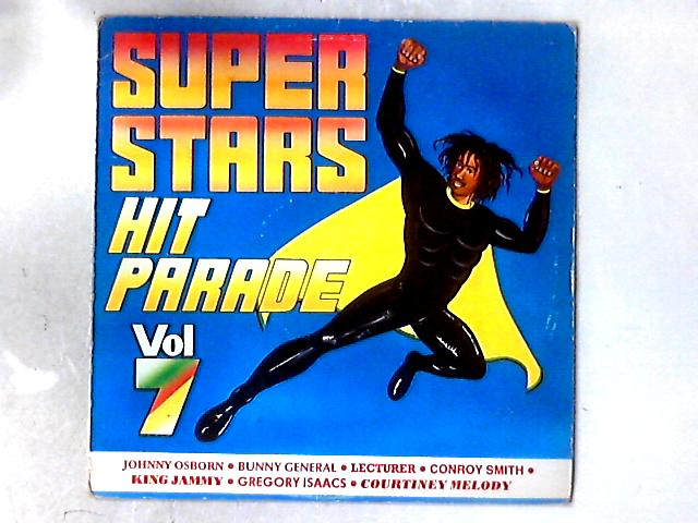Super Stars Hit Parade Volume 7 LP COMP By Various