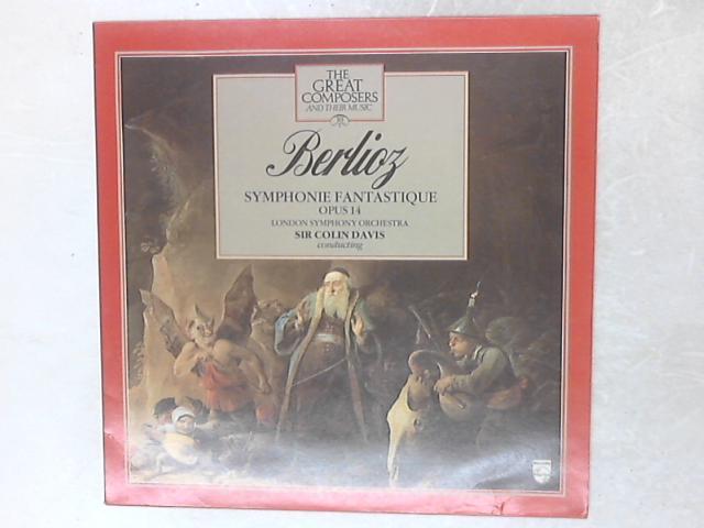 Symphonie Fantastique Opus 14 LP By Hector Berlioz