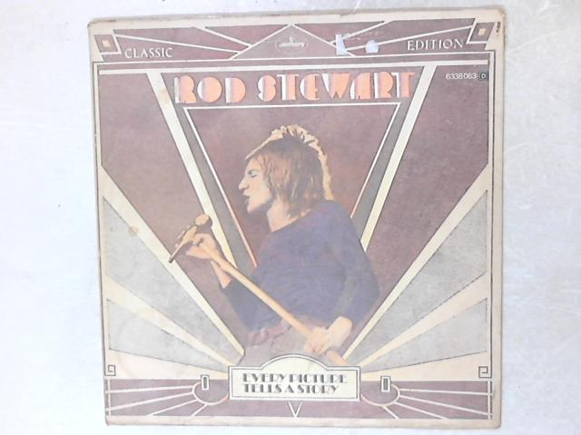 Every Picture Tells A Story LP By Rod Stewart